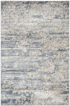 Found it at Wayfair - Vintage Gray & Ivory Area Rug