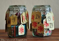 DIY (do it yourself) or ZTS (do it yourself): SCRAP / PAPER - TUTORIAL - Advent Calendar
