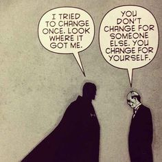 He's full of genuinely great words of wisdom. | 21 Reasons We Should All Be More Like Alfred Pennyworth Stan Lee, Nightwing, Batgirl, Harley Quinn, Batman Quotes, Joker, Dc Memes, Batman Family, Wonder Woman