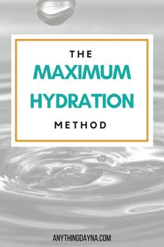The Maximum Hydration Method has been taking the natural hair community by storm. Here's a step-by-step breakdown of the Maximum Hydration Method How To Hydrate Hair, Maximum Hydration Method, Curly Hair Styles, Natural Hair Styles, Natural Beauty, Natural Gel Nails, Hair Porosity, How To Grow Natural Hair, How To Remove
