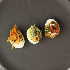 Дьявольские яйца со вкусом флорентин