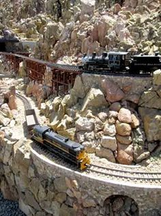 The In-ko-pah Railroad - Garden Railways Magazine