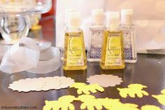 Create an Amazing Gender Neutral Baby Shower on a Budget! Gender Neutral Baby Shower, Twinkle Twinkle Little Star, Perfect Party, Baby Shower Favors, Hand Sanitizer, Party Planning, Etsy Store, Diy Projects, Create