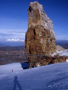 Colombia - Púlpito del diablo, Sierra Nevada Del Cocuy.