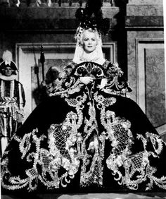 "From ""Marie Antoinette,"" the original film, 1938."