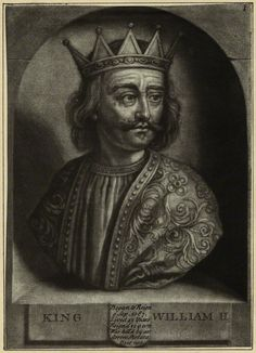 King William II of England, son of William the Conqueror was killed by an arrow while hunting in the New Forest in Hampshire after allegedly being mistaken for a deer, on this day August, 1100 Uk History, Mystery Of History, British History, Family History, Duke William, King William, King Henry, Tudor Monarchs, Alfred The Great