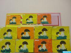 Мастер-класс на тему: «Грибы»— пластилинография. Воспитателям детских садов, школьным учителям и педагогам - Маам.ру