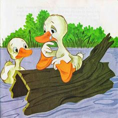 Vocabulario en imágenes. Maestra de Infantil y Primaria.: Cuento El PATITO FEO. Imágenes y texto del cuento. Duck Illustration, Ugly Duckling, Stories For Kids, Grinch, Being Ugly, Art Reference, Disney Characters, Fictional Characters, Lily