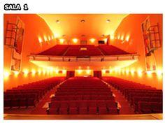 Teatro Barakaldo. Sala 1 #teatro #barakaldo #theater