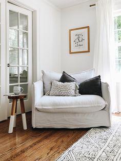 Cozy Corner + August Plans