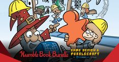 Name your own price for The Humble Book Bundle: Game Design & Puzzlecraft by Lone Shark Games & Friends! Shark Games, Humble Bundle, Games To Play, Playing Games, Tabletop Games, Geek Culture, Game Design, Lonely, Bowser