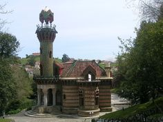 Palacio de Gaudí - Comillas (España) - El Capricho (Gaudí) - Wikipedia, la enciclopedia libre