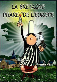 la Bretonne éclaire la France
