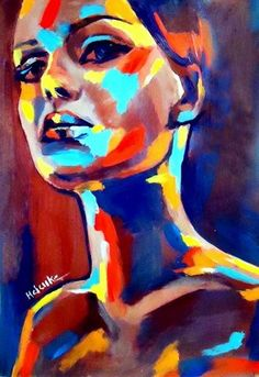 """""""Inner glimpses"""" by helena Wierzbicki on ARTwanted"""