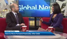 Sands & Associates Vice-President and BC Licensed Insolvency Trustee Blair Mantin joins Global News to discuss debt solutions that British Columbians wondering how to get out of debt can consider. Learn more. How To Move Forward, Get Out Of Debt, Now What, Global News, Money Matters, Sands, Take That, Management, How To Get