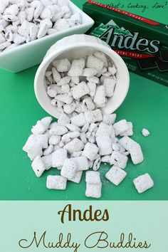 Andes Muddy Buddies - Whats Cooking Love?