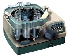 The RapidVap N2 Evaporation Systems offer a more efficient, automatic alternative to Kuderna-Danish and rotary evaporators and may be used with a broad range of aggressive chemicals. In RapidVap N2 Systems, a stream of nitrogen or dry gas is directed downward onto the surface of the sample.