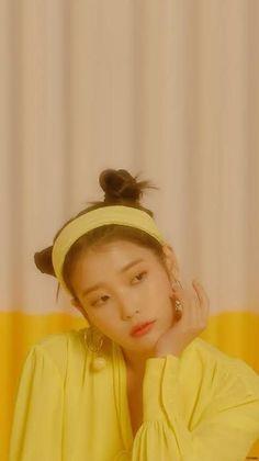 K Pop, Iu Fashion, Korean Fashion, Kpop Girl Groups, Kpop Girls, Korean Girl, Asian Girl, Iu Twitter, Trendy Wallpaper