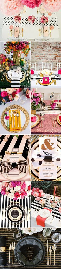 Just about every girl we know loves Kate Spade! While Kate Spade doesn't have a line for weddings, you can still bring some inspiration into your wedding design! Modern, chic, and full of sweetness, we are head over heels in love with these beautiful Kate Spade-inspired ideas we are about to share! Get ready to …