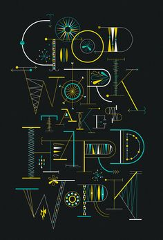 Brent Couchman / Friends of Type