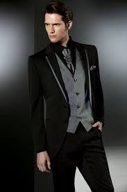 da da abiti fidanzato nerouomo festa Immagine per eleganti risultante QBoxrCWEde