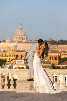 Creative and Unique Rome Wedding Couple Photo Shoot in the most scenic and panoramic locations photographed by the Andrea Matone photographer studio Wedding Couple Photos, Wedding Couples, Surprise Wedding, Bride And Groom Pictures, Photographic Studio, Elope Wedding, Rome Italy, Couple Posing, Wedding Photoshoot