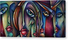 Portrait Painting - Urban Expressions by Michael Lang Michael Lang, Acrylic Portrait Painting, Portrait Art, Frankenstein Art, Famous Artists Paintings, Canvas Art, Canvas Prints, Wall Canvas, Expressive Art
