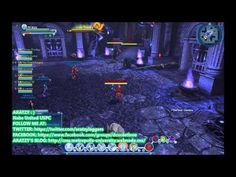DCUO TOTD Gameplay by Aratzy (Survive Points)