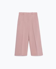 CULOTTES from Zara