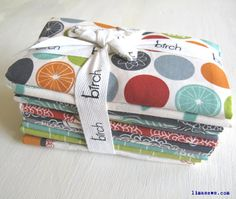 Eiko by Birch Fabrics  Fat Quarter Bundle  Entire by LiMaSews, $49.50