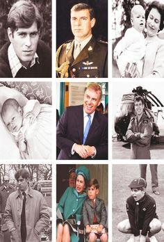 Title: Prince Andrew, Duke of York Full Name: Andrew Albert Christian Edward Father: Prince Philip, Duke of Edinburgh Born: February 19, 1960.