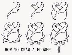 "Résultat de recherche d'images pour ""how to draw step by step for beginners"""