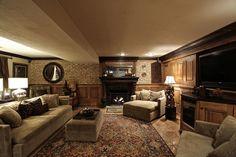 Lower Level, Basement Living Room