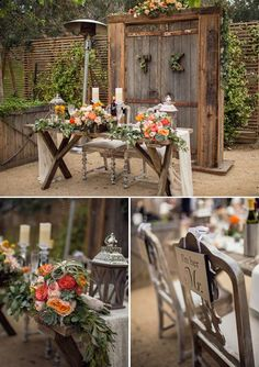 Soiree Design Events - Heather Anderson Photography - sweetheart design outdoors