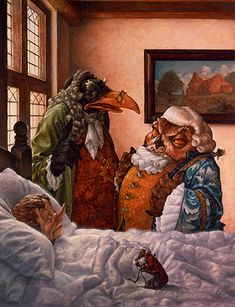Pinocchio and the Doctors by Scott Gustafson ~ children's fairytales