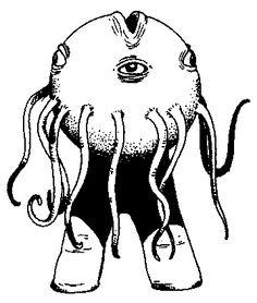 David C. Sutherland III   modron decaton Decatone vecchia scuola TSR - AD&D 1st ed. Monster ...