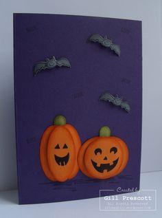 Stampin Up - Halloween
