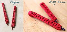 Ribbon Hair pin