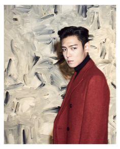 T.O.P Choi Seung Hyun BIGBANG