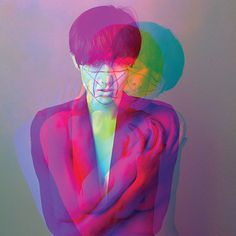 Cool colour overlay photographs by Jorge Oswaldo
