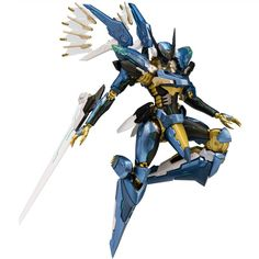 Zone of the Enders figurine Riobot Jehuty Sentinel