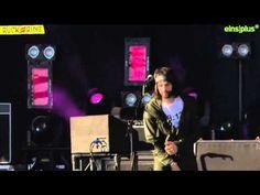 Kasabian Live 02 London New Years 2012