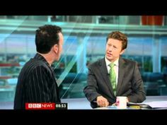 "Paul Xenon discusses ""Psychic"" Sally Morgan on BBC News"