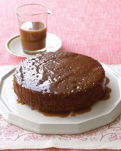 Sticky Toffee Pudding -