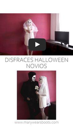 DISFRACES PARA HALLOWEEN Halloween Disfraces, Youtube, Movie Posters, Best Friends, Couples, Boyfriends, Film Poster, Popcorn Posters, Billboard