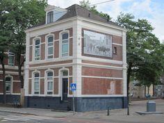Poortgebouw Slachthuis Crooswijk