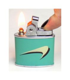 1950s Advertisting Lighter Working by VintageTobacciana on Etsy