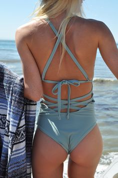 The Voyager One Piece coycoyswimwear.com