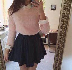 - Hipster fashion girly outfits girly outfits ideas girly outfits for women women girly ou. Mode Hipster, Hipster Fashion, Cute Fashion, Look Fashion, Korean Fashion, Autumn Fashion, Fashion Outfits, Fashion Spring, Preppy Fashion
