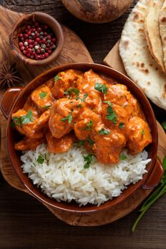 Curry Recipes, Diet Recipes, Chicken Recipes, Cooking Recipes, Curry Chicken And Rice, Curry Ingredients, Around The World Food, Indian Food Recipes, Ethnic Recipes